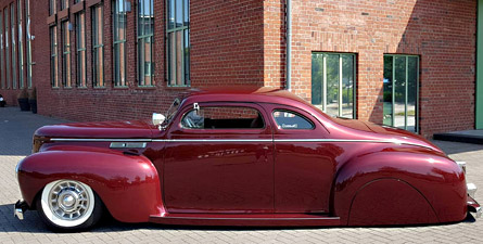 Chrysler Business Coupe1940