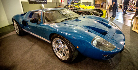 Ford GT40 (GTD Replica) 1977