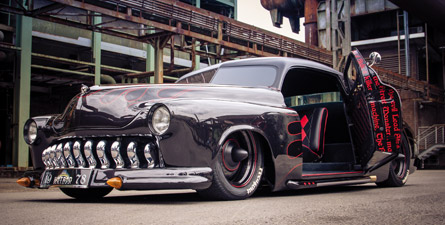 Rockabilly Freakout - Mercury Coupe 1949