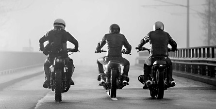 Gentlemens Ride Warm-Up